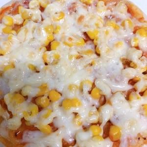 ガスト風 マヨコーンピザ 125円