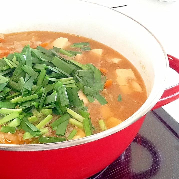 野菜たっぷり☆麻婆なべ