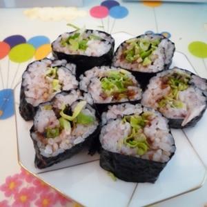 たかな漬けの巻き寿司