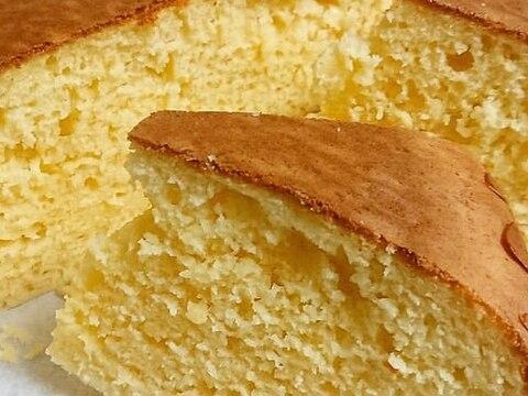 炊飯器とHMで簡単チーズケーキ