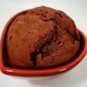 混ぜるだけ☆HMでチョコチップココアカップケーキ