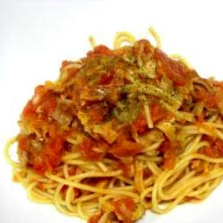 パスタ トマト ソース