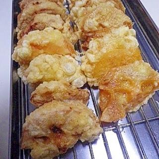 柿の天ぷら
