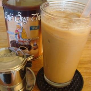 ベトナムコーヒー 濃厚で美味しいアイスコーヒー