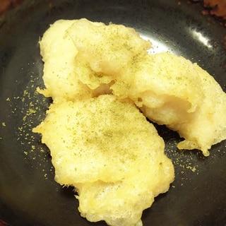 白身魚の天ぷら