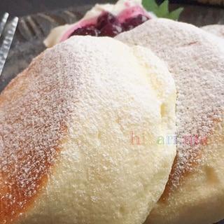 春はお家でカフェ気分♪ふわふわパンケーキを作ってみよう