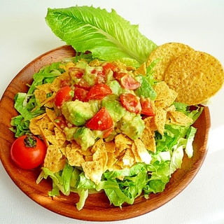 ワカモレ風サラダ