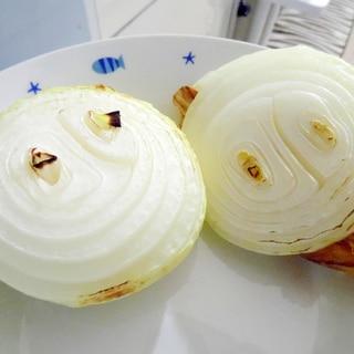 ノンフライヤーで玉ねぎ焼き