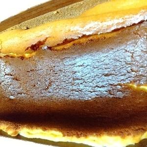 混ぜて焼くだけ!簡単チーズケーキ風ベイク