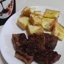 チョコフレンチトースト