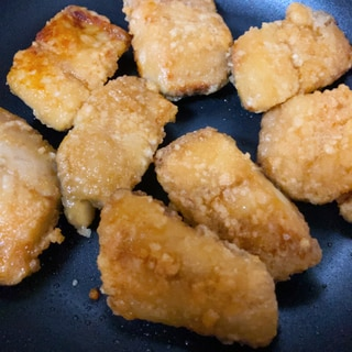フライパンで簡単!鯖の竜田揚げ