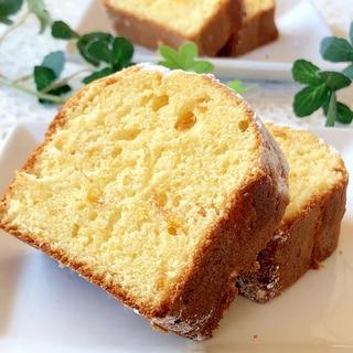 冬季限定♡しっとり♡柚子ジャムパウンドケーキ