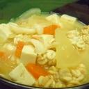 冬の味覚★タチ汁