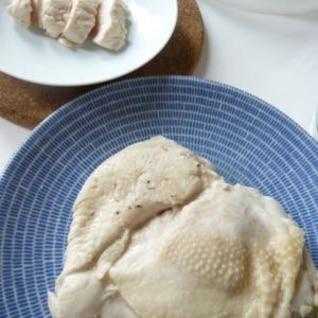 簡単、ジューシー、塩鶏(しおどり)1枚分レシピ