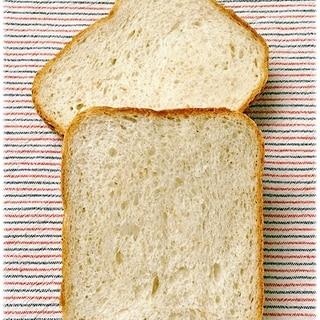 全粒粉のふわふわ食パン@ホームベーカリー