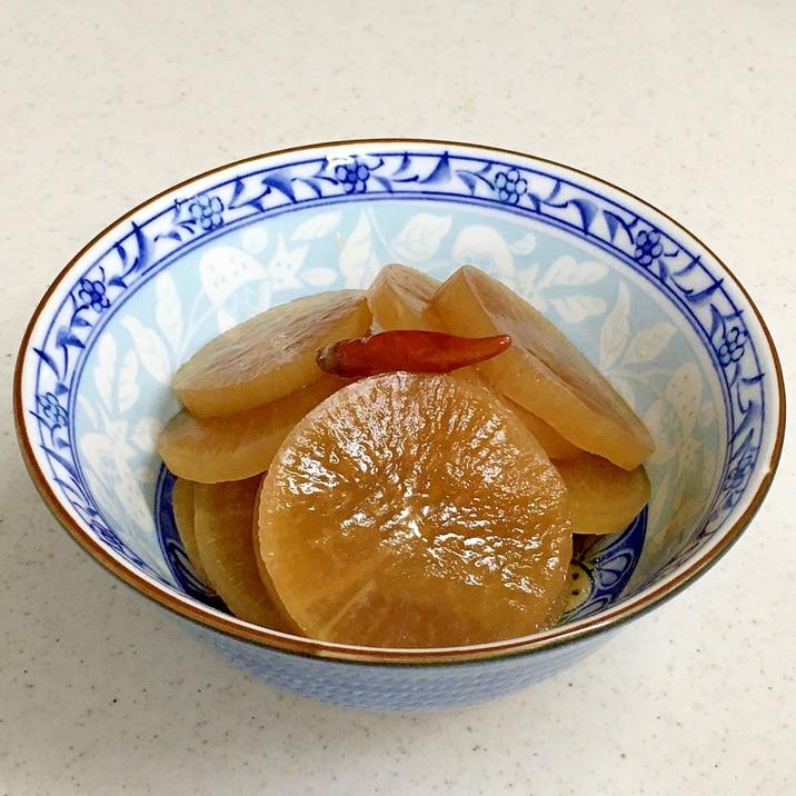 おばあちゃんの たくあんの煮たの(福井の郷土料理)