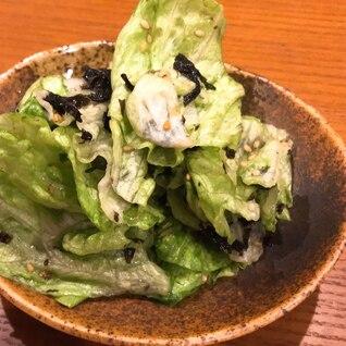 超簡単!韓国海苔サラダ!