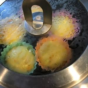 基本のシンプルな蒸しパン★離乳食