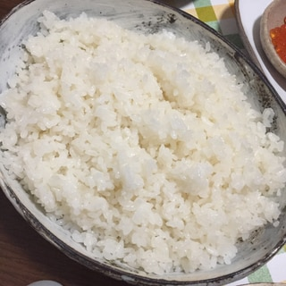 炊飯器でらくちん酢飯!