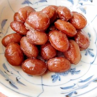 作り置き☆煮豆