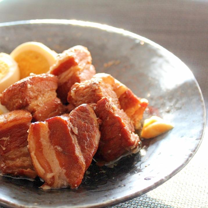 我が家流☆旨みたっぷり☆とろとろ豚の角煮