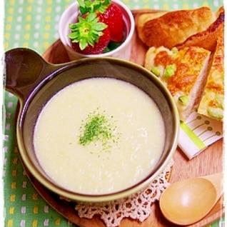 白菜がたっぷり食べられる! ポタージュスープ