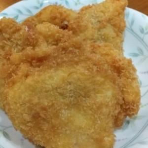 鶏胸肉を柔らかく(14)☆チキンカツ