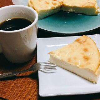 業スーのクリチで!簡単混ぜるだけ!チーズケーキ☆