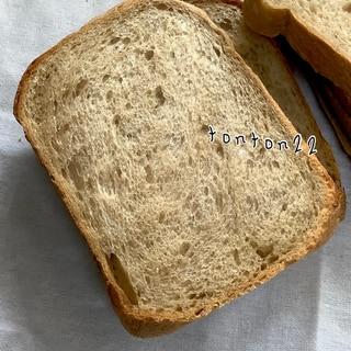 ホームベーカリーでコーヒー食パン☆