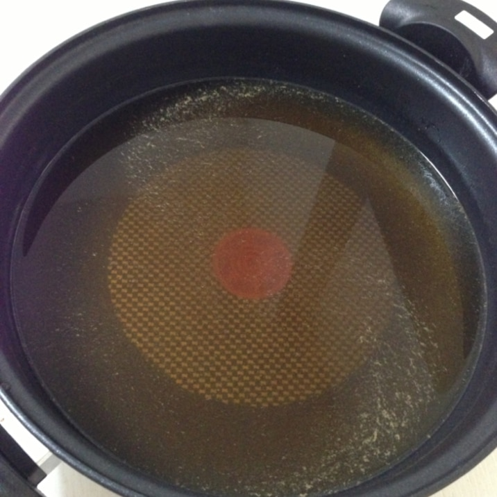 寄せ鍋のつゆ★おうちにあるもので