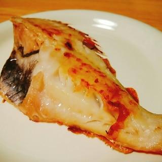 フライパンで焼く!赤魚の干物