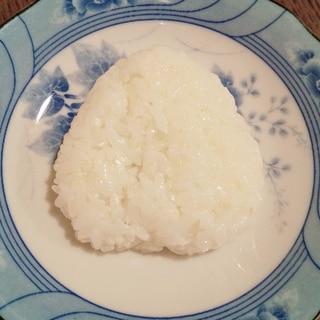 焼きタラコと炒り卵のおにぎり