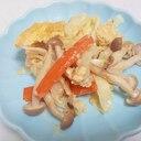 卵と野菜の洋風炒め++