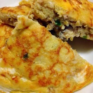 卯の花卵焼き 卵とじ レシピ・作り方