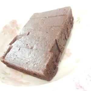 ガトーショコラ風、レンジDE簡単!ココアケーキ