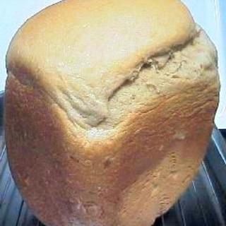 HB早焼きで★シナモン香るふわふわリンゴ食パン★