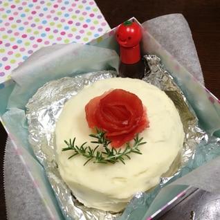 ケーキ嫌いのためのbirthday肉ケーキ
