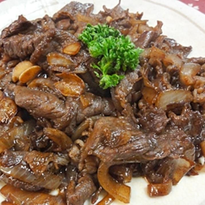 牛肉 薄切り レシピ
