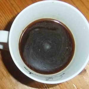 バレンタイン先取り!チョココーヒー