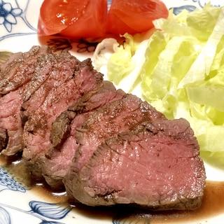 炊飯器で低温調理!簡単ローストビーフ