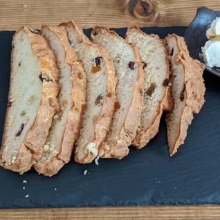 発酵なしの即席パン!ソーダブレッド