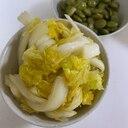 ピリ辛柚子白菜