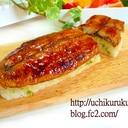秋刀魚の蒲焼きで♪さんまの棒寿司
