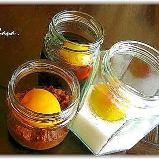 一粒の梅仕事*梅シロップ・梅味噌・梅醤油