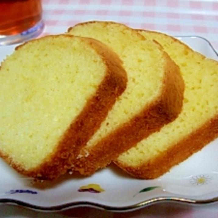 ケーキ ミックス パウンド ケーキ ホット
