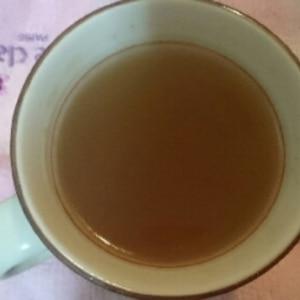 風邪をひいたら♪ 蜂蜜生姜湯