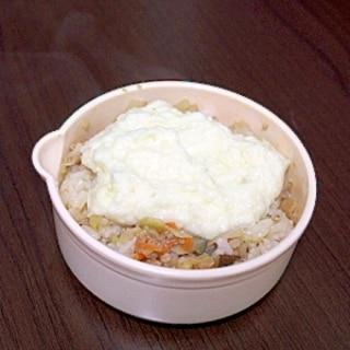 残った粉ミルクで♪離乳食用ホワイトソース(冷凍可)