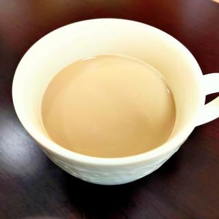 おうちカフェ☆ホットアーモンドミルクラテ