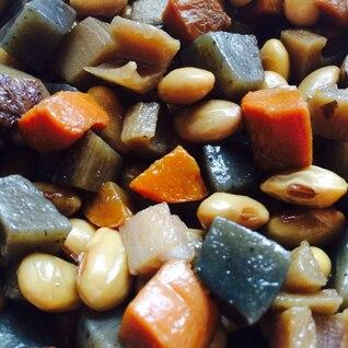 野菜を食す‼︎五目煮・秋