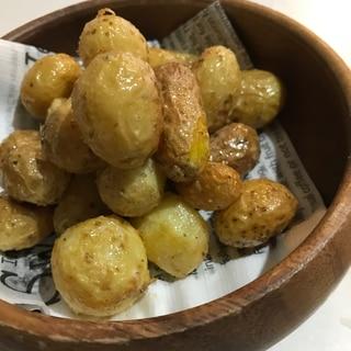 小芋のフライドポテト